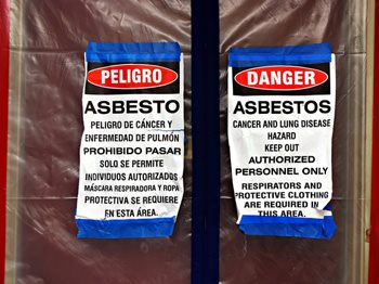 What You Need to Know About Asbestos Law